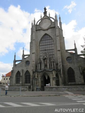 Kostel v Kutné Hoře