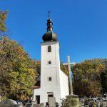 Kostelík Sv.Jiljí - Třeboň