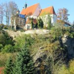 Město Bechyně - kostel