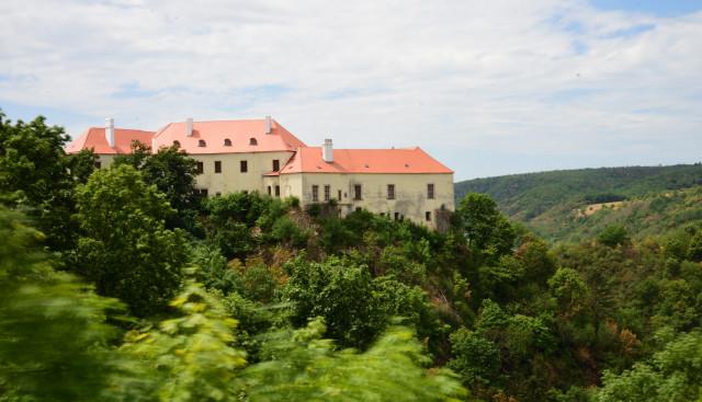 Město Znojmo - hrad