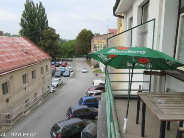 Parkování - Hotel Bílá Růže - Poděbrady