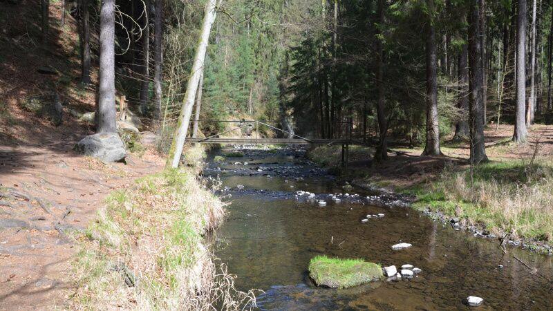Pavlínino údolí Jetřichovice