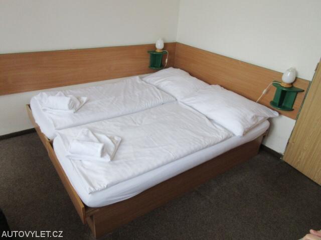 Postele - Hotel Bílá Růže - Poděbrady