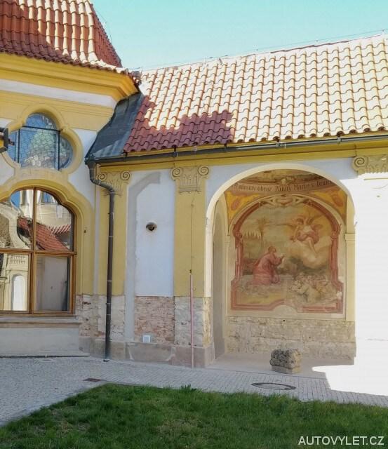 Břevnovský klášter 2