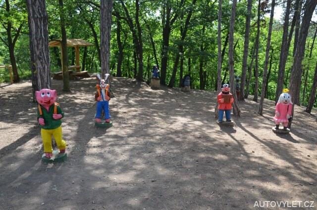 Čtyřlístek - Pohádkový les Bílina