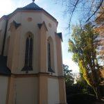 Kaple u zámku Vráž