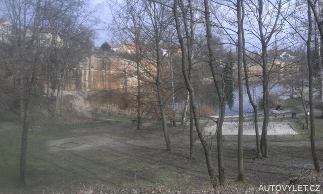 Košutecké jezírko - Plzeň 4