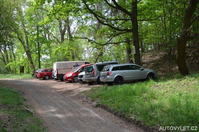 Laffitova vyhlídka - Parkování