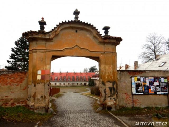 Obec Hradištko