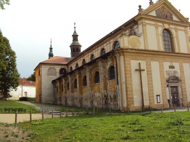 Plasy klášter