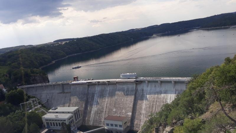 Vranovské přehrada