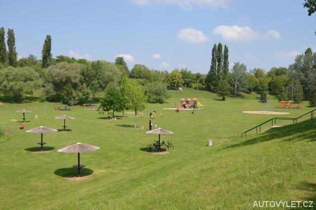 Benedikt Most - rekreační areál