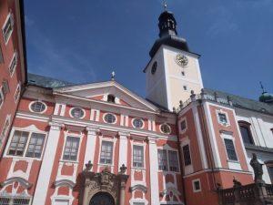 Broumovský klášter sv. Vojtěcha
