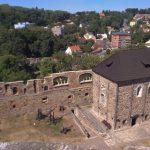 Chebský hrad - Štaufská falc