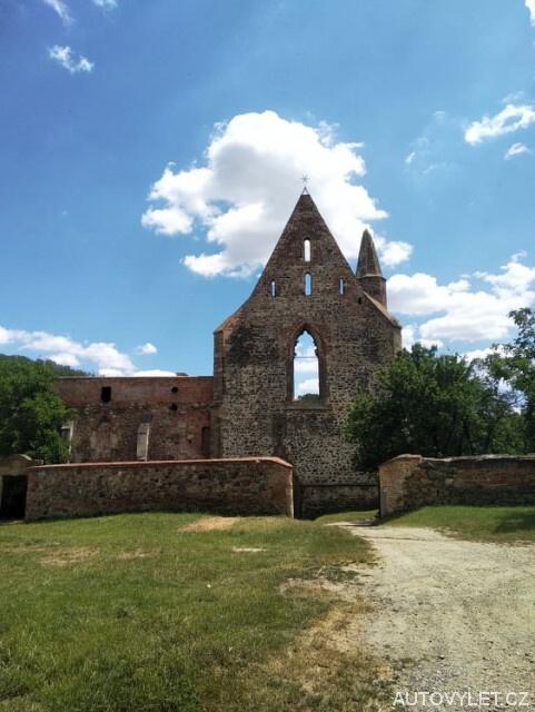 Dolní Kounice - klášter Rosa Coeli 3