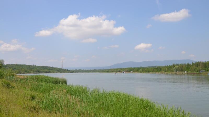Jezero Matylda Most