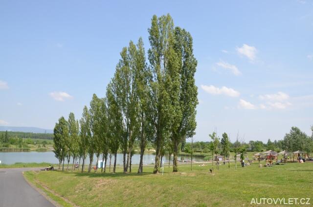 Jezero Matylda Most 2