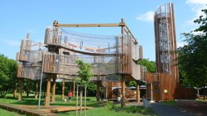 Rozhledna Funpark Most