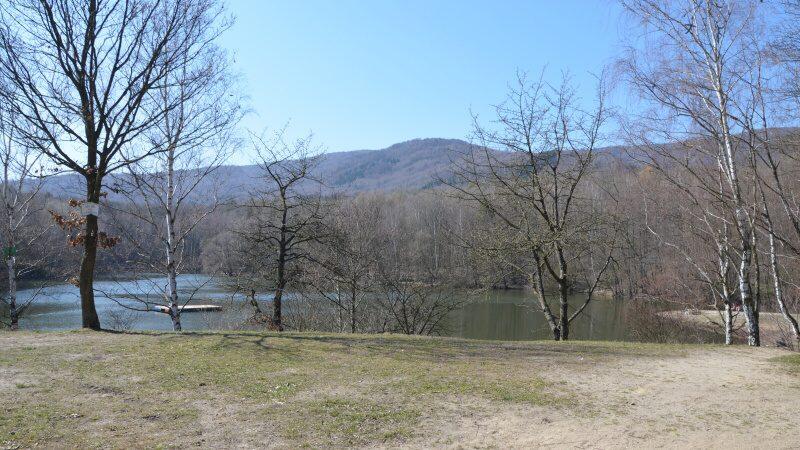 Rybník Oprám Varvažov