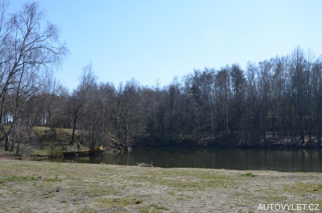 Rybník Oprám Varvažov 3