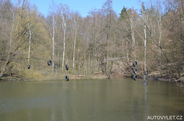 Rybník Oprám Varvažov 4