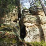Toulovcovy maštale - skalní město