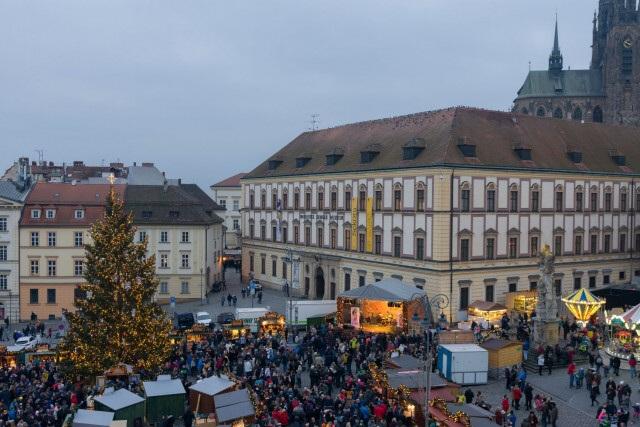 Zelný trh Brno 1