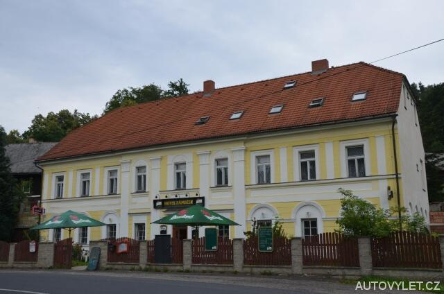 Hotel Zámeček Svojkov