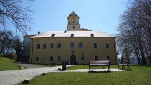 Hrad Malenovice - Zlín