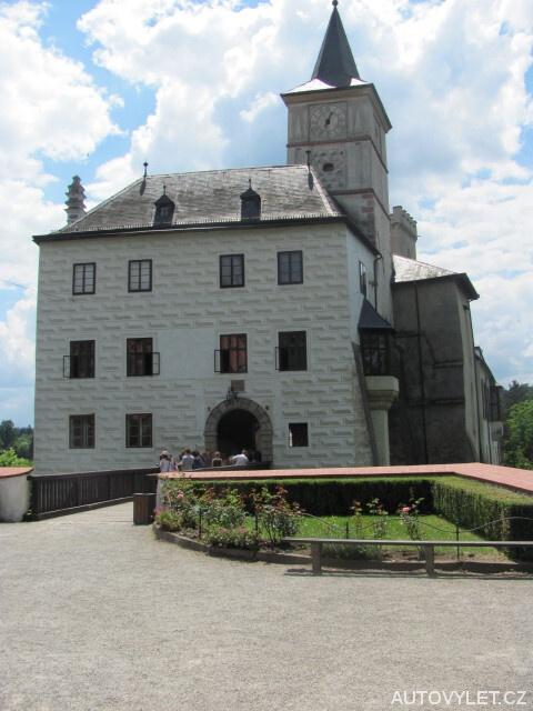 Hrad Rožmberk nad Vltavou 3