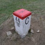Hraniční kámen - Velký Lopeník