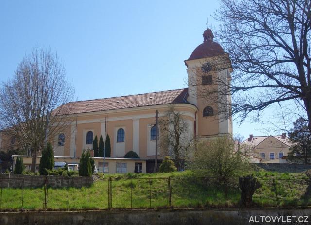 Kostel svatého Mikuláše Malenovice