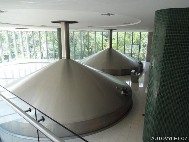 Moderní varny na pivo