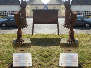 Naučná stezka Járy Cimrmana v Lomnici u Tišnova