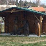 Třešť - sochy