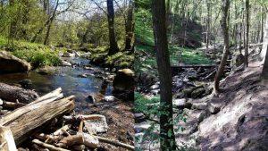 Údolí Šembery - naučná stezka