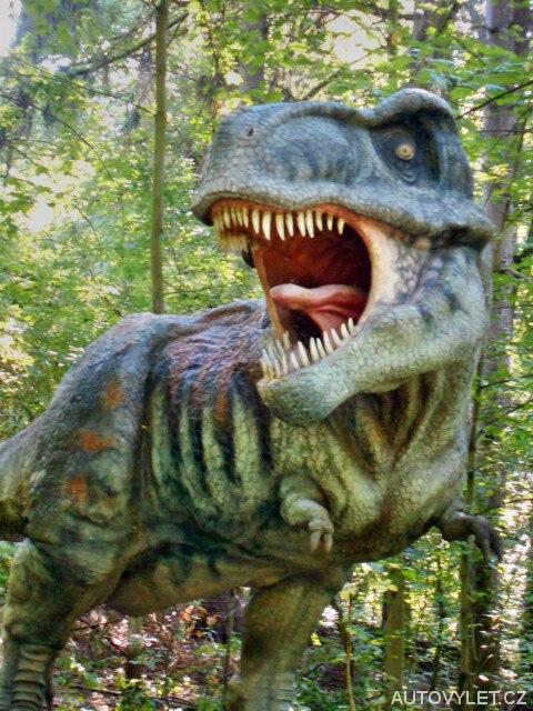 Dinopark Vyškov 2