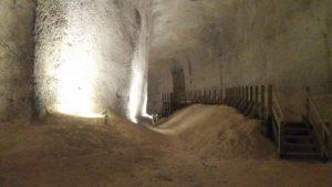Kaolinový důl Nevřeň