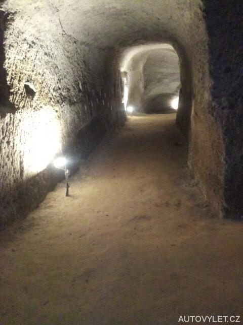 Kaolinový důl Nevřeň 3