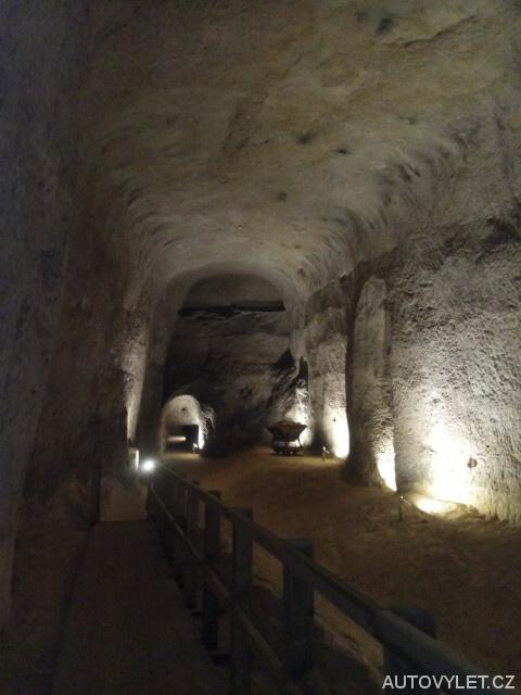 Kaolinový důl Nevřeň 5