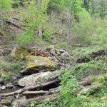 Lovětínská rokle - Železné hory 3