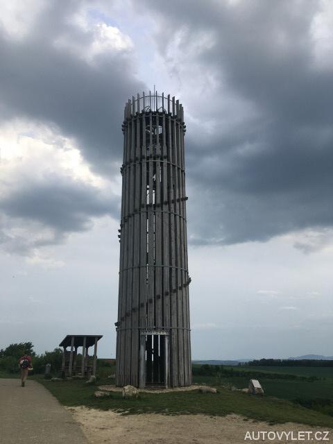 Rozhledna Akátová věž Židlochovice
