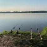 Rybaření - Štěrkovna Dolní Benešov