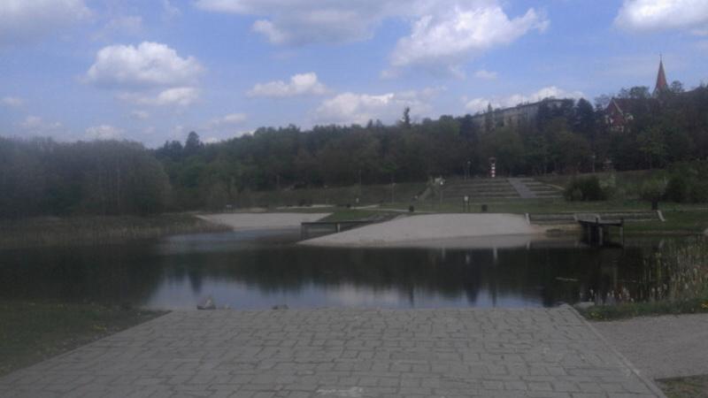 Vodní plochy Lobezská louka Plzeň