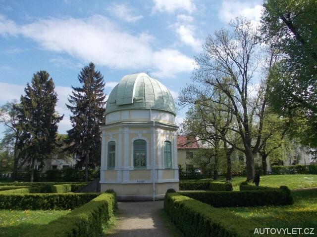 Hvězdárna na zámku Holešov