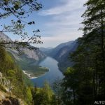 Jezero Königssee v Rakousku 3