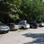 Parkování Černá Studnice