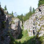 Vlčí jámy přírodní památka