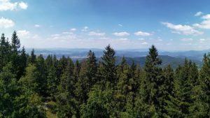 Kamenný vrch Jeseníky