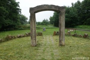 Kamenná brána Dubňany